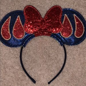 Snow White Minnie Ears